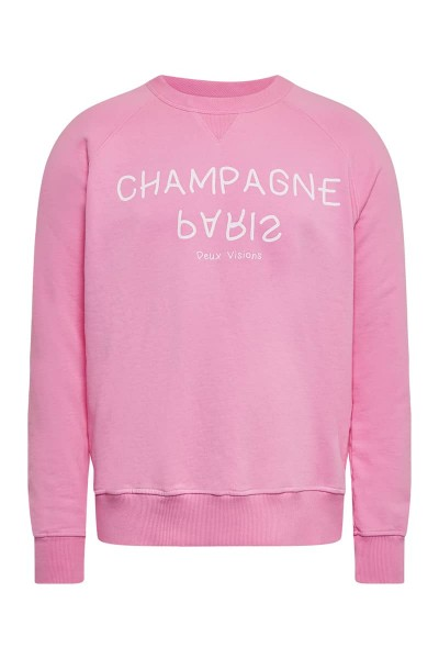 "Sweater Pink ""Champagne Paris"""