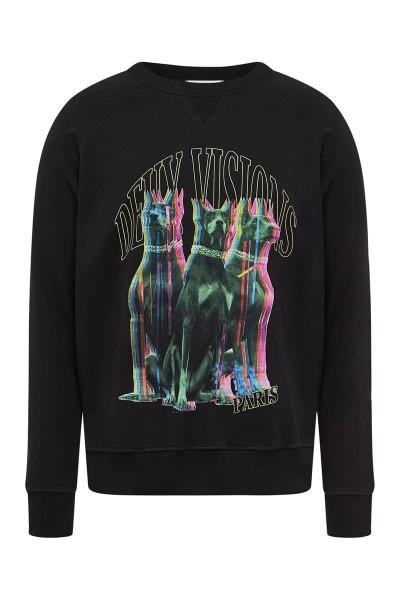 "Sweater Black ""Dobermann"""