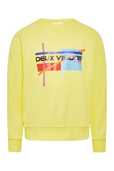 "Sweater Yellow ""Graphik"""
