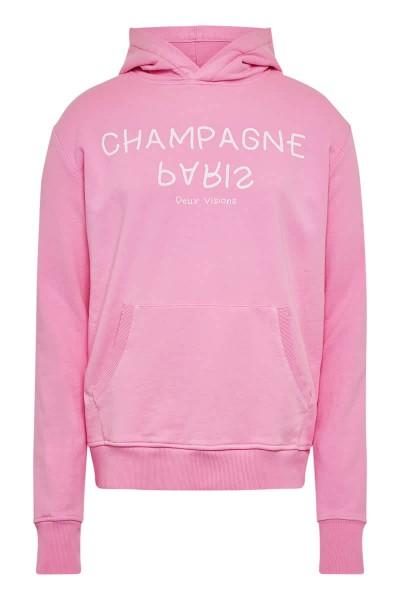 "Hoodie ""Champagne Paris"""