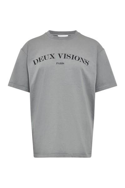 "T-Shirt Grey ""Logo"""